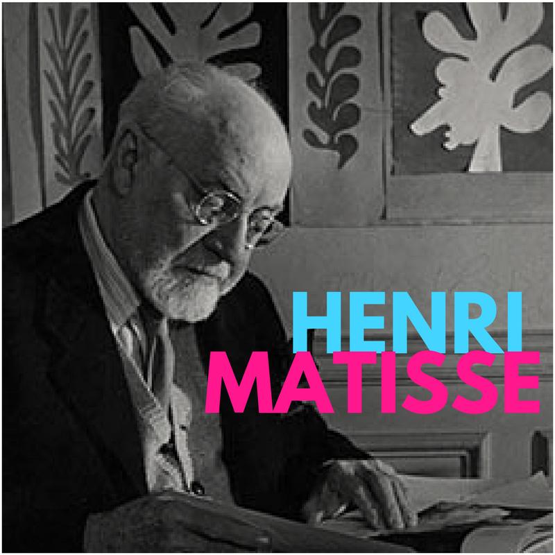 Henri Matisse Artist