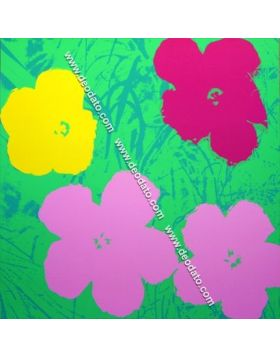 Flowers 11.68 - not by me - Warhol