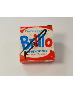 Brillo Box - Andy Warhol