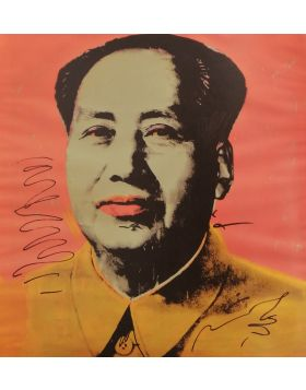 Andy Warhol - Mao - 11.90