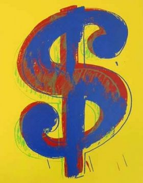 Dollar - Andy Warhol