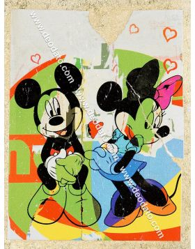Mickey&Minnie - Grittini