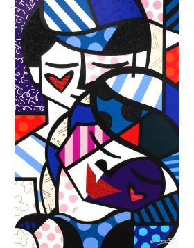 Love Me Tender - Britto