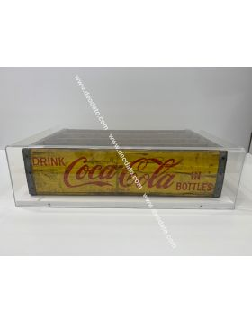 Silver Coke Bottles Box - Warhol