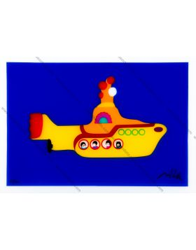 Yellow Submarine - Lodola