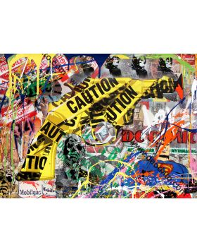 Handle with care - Mr Brainwash