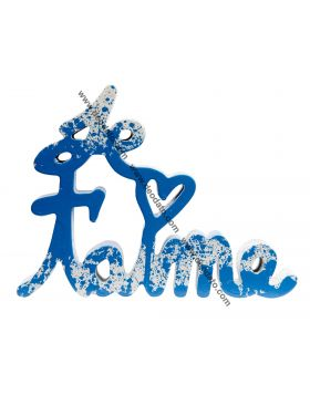 Je t'aime - Blue Splash Edition, Mr Brainwash