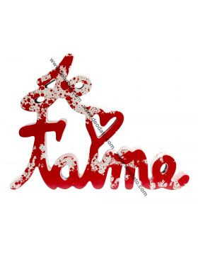 Je t'aime - Red Splash Edition