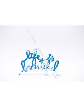 Life Is Beautiful - Blue Splash Edition