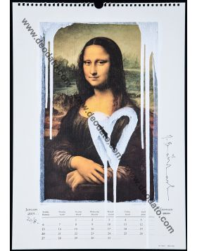 Leonardo is beautiful - Mr Brainwash