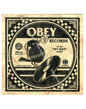 My War - Obey