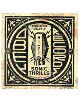 Sonic Thrills - Obey