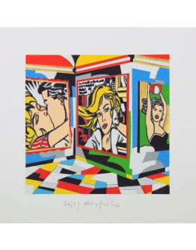 Tribute to Lichtenstein