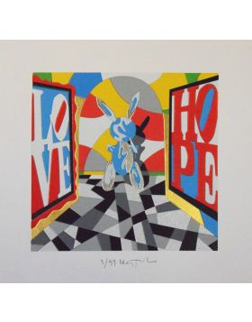 Tribute to Robert Indiana