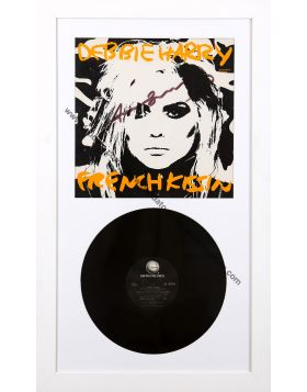 French Kissin, disco Debbie Harry - Andy Warhol
