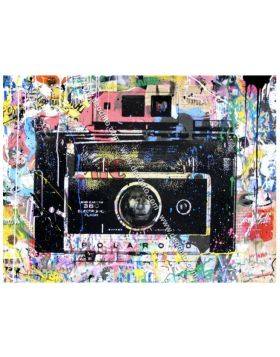 Polaroid - Mr Brainwash