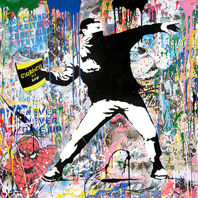 From Pop to Street Art - Fondazione Palmieri, Lecce