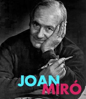 Joan Miro' Artist