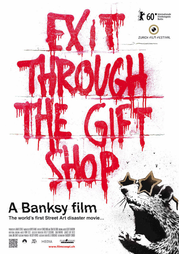 Banksy Doc - Mr Brainwash - Exit Through The Gift Shop