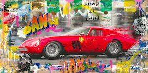 If You Can Dream It You Can Do It - opera di Mr.Brainwash in vendita ed esposizione allo Stand 36 di Deodato Arte a GRANDARTpresso Deodato Arte GrandArt Milano
