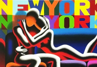 Mark Kostabi artworks for sale online with prices and quotations