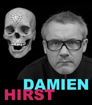 Damien Hirst Artist