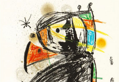 Joan Miro - Paintings: Discover Joan Miro Art Prices