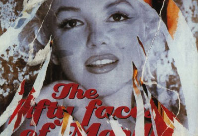 Mimmo Rotella's biography and artworks for sale
