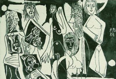 Pablo Picasso: Original Art for Sale