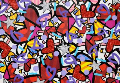 Romero Britto: Art for Sale of Romero Britto Artist