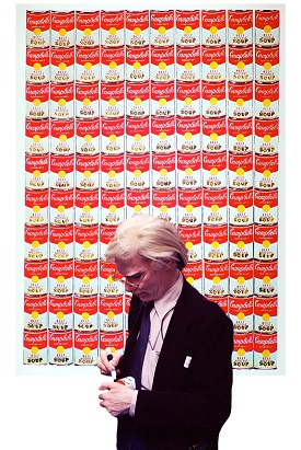Andy Warhol - 100 Campbell's Soup