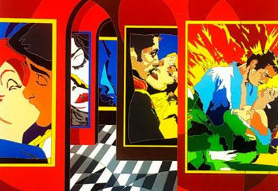 Ugo Nespolo - Artwork for Sale